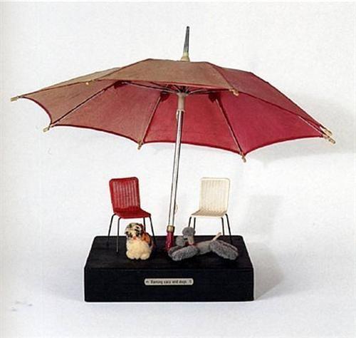 Raining Cats and Dogs - Robert Filliou - Conceptual Art, Neo-Dada, 1969