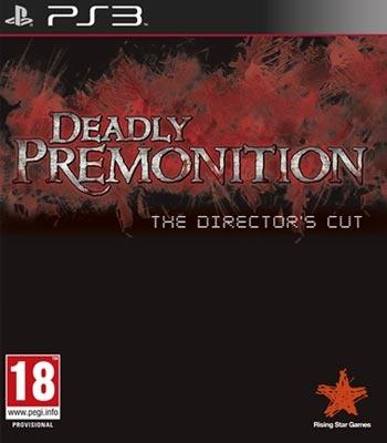 Deadly Premonition Directors Cut