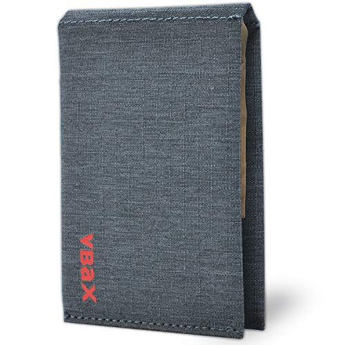 Slim Wallet – Minimalist Bifold RFID Front Pocket Credit Card Holder Wallets for Men