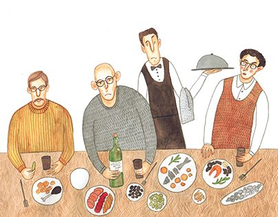 """Check out new work on my @Behance portfolio: """"The  tableful"""" http://be.net/gallery/40134287/The-tableful"""