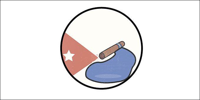 Σημειώσεις   Η Ιστορία του 20ου αιώνα σε σκίτσα Κουβανική Επανάσταση, 1959