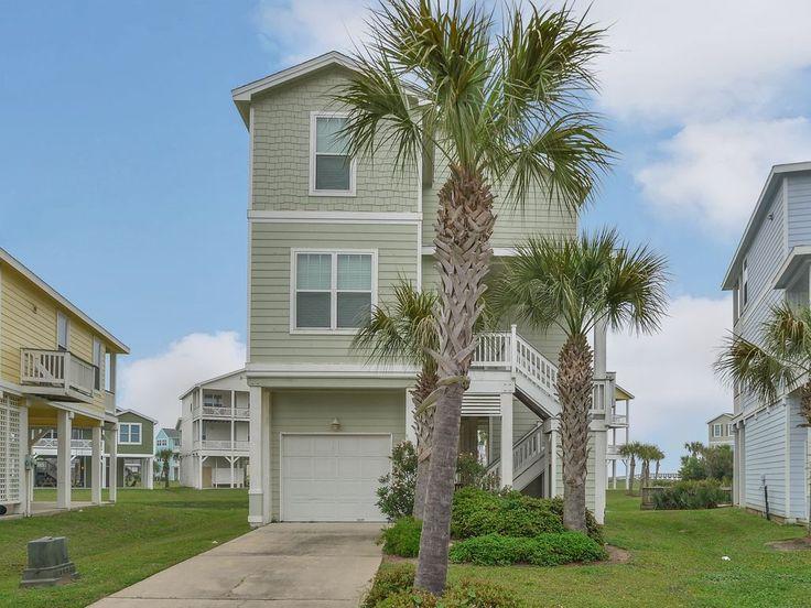 House vacation rental in Galveston, TX, USA from VRBO.com! #vacation #rental #travel #vrbo  sleeps 1o