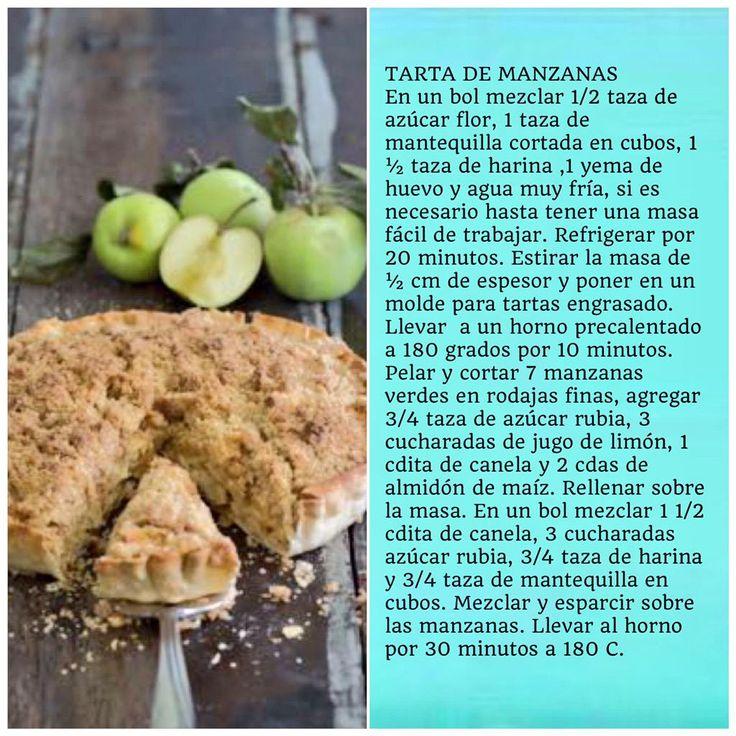 Y acá una deliciosa Tarta de Manzanas en #RutaOasis @OasisFMChile