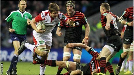 Ulster Rugby goes classical ahead of Heineken Cup tie - http://rugbycollege.co.uk/rugby-news/ulster-rugby-goes-classical-ahead-of-heineken-cup-tie/