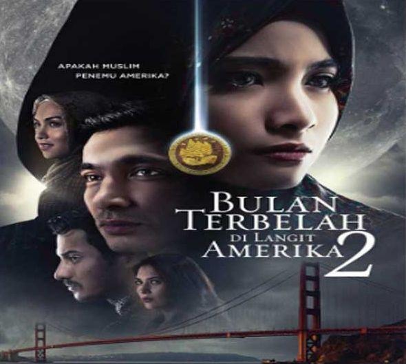 Film Bulan Terbelah Di Langit Amerika 2 2016