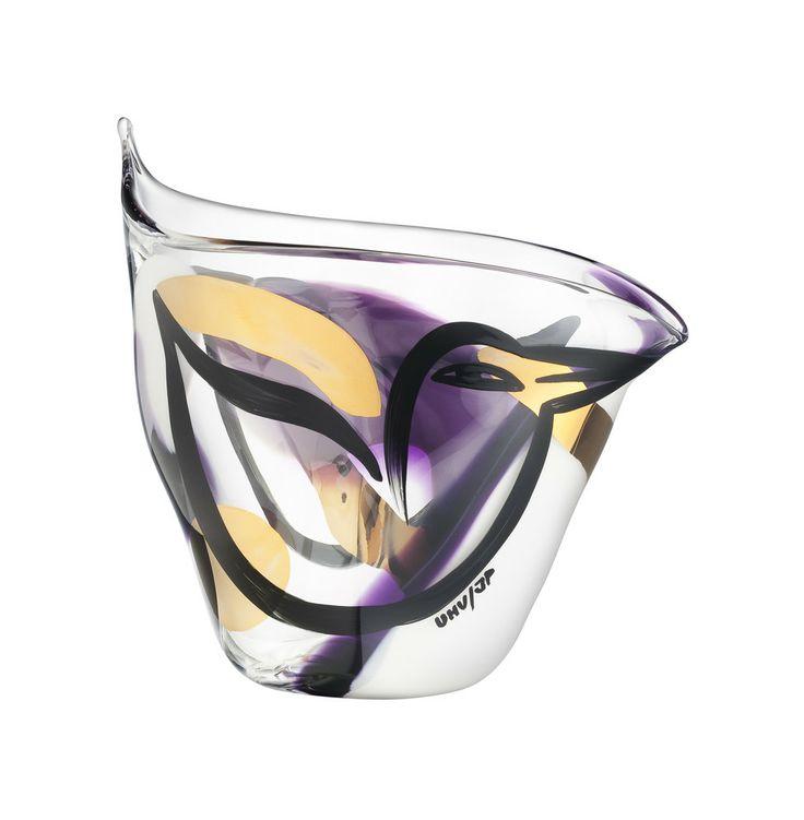 Charms bowl, design by Ulrica Hydman Vallien for Kosta Boda