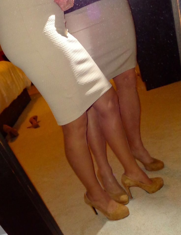 Cuckold wife granny high heels