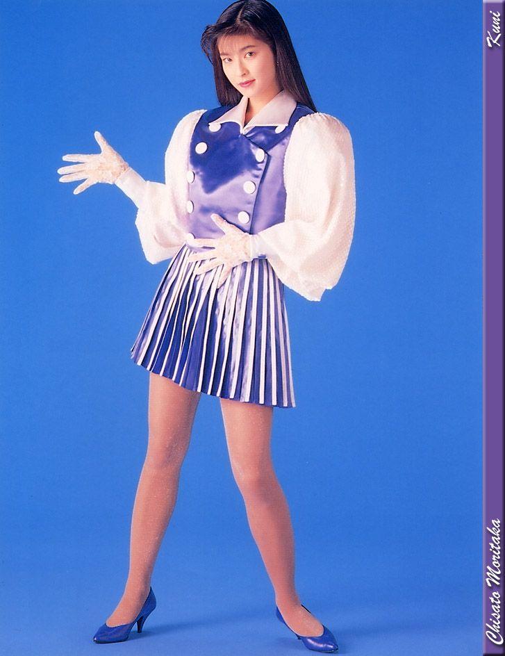 Chisato Moritaka Gorgeous legs