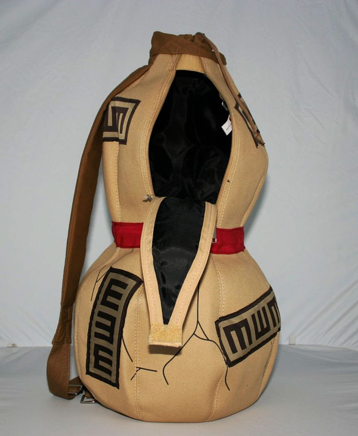 Naruto - Gaara's Gourd Backpack