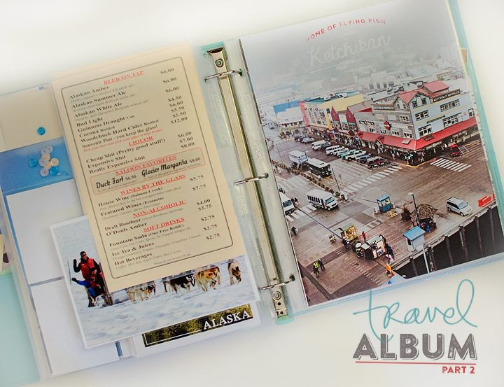 Alaska Travel Album: Part 2 - Stitch In Time