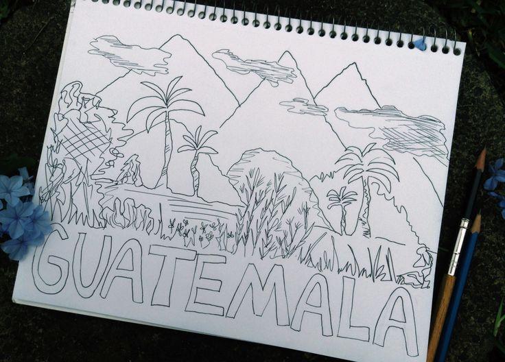 Epinicio tropical para mi patria. Escuintla. Poesía. Independencia de Guatemala. Poetry. Moncharis