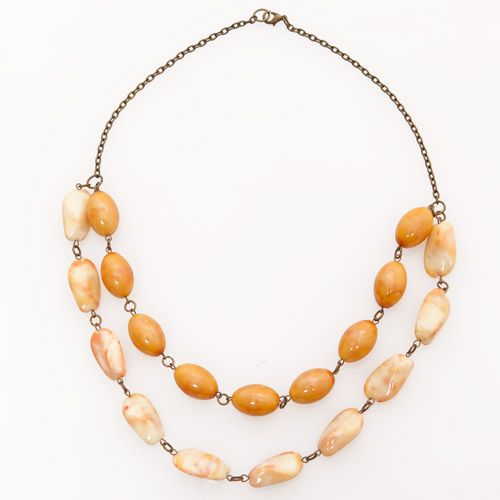 Staglis Yellow Necklace