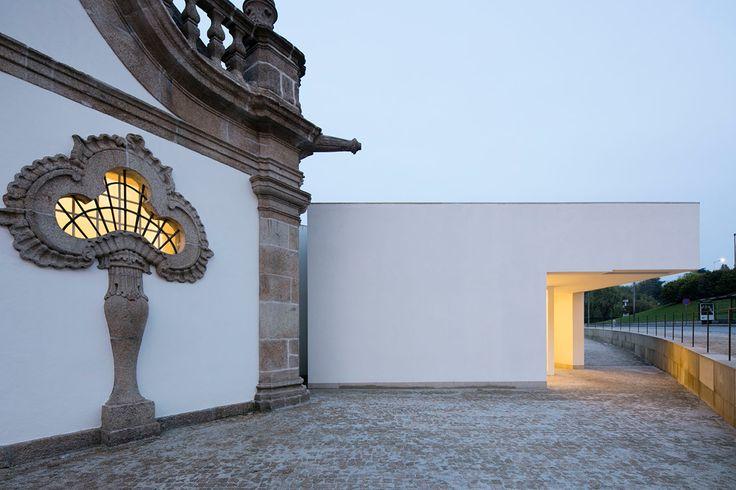 museu internacional de escultura contemporânea de santo tirso + requalificação do museu municipal abade pedrosa