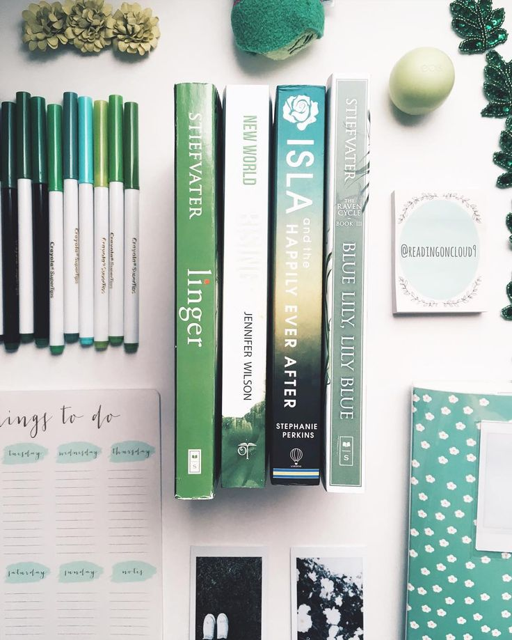 """Green reminds me of grass which reminds me of the quote """"the grass is always greener on the other side.""""  