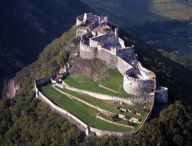 Castel Beseno (Trentino, Italy)   - via http://bit.ly/epinner