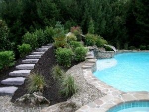 17 Best Images About Pool Scapes On Pinterest Decking