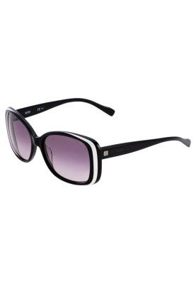 Sonnenbrille - black/white