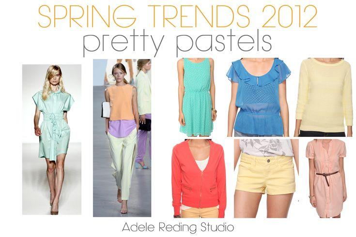 Spring Fashion Forecast | Adele Reding Studio Blog