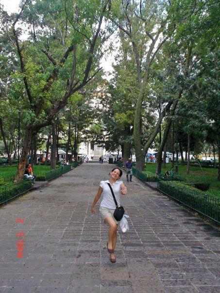 el parque de Chapultepec, Mexico