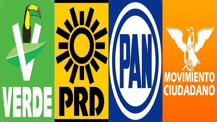 PAN, PRD, PVEM y Movimiento Ciudadano arriban a acuerdos preliminares para impulsar al menos 8 temas comunes que califican como relevantes y que hasta el momento permanecen congelados en el ...