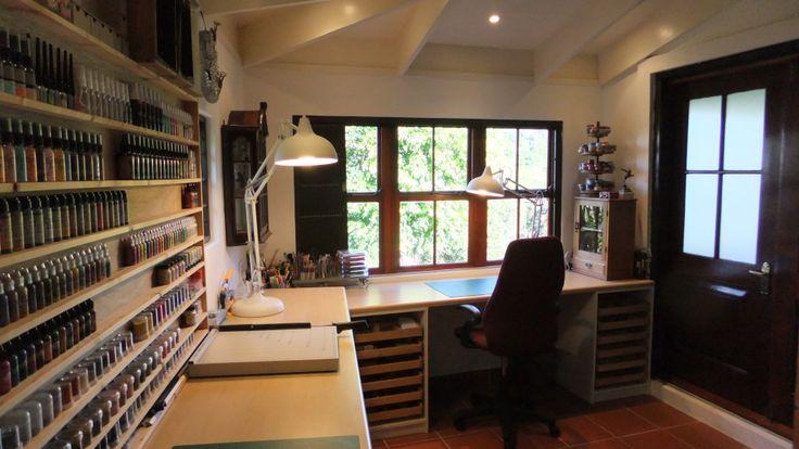 my recent studio in knysna south africa by joep suijker