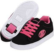 Heelys Straight Up Roller Shoe (Black/Pink/White) #7890