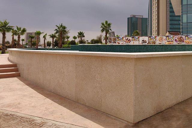 Erbil empireworld progetti collaudo le fontane che stiamo