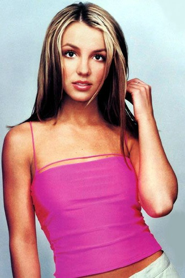 early britney spears fashion