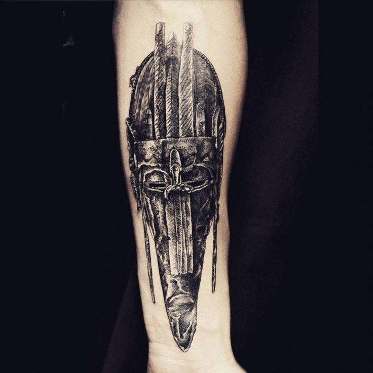 Der Tod des afrikanischen Stammes Tattoo Designs   Afrikanische Tribal Tattoo Designs ift.t …