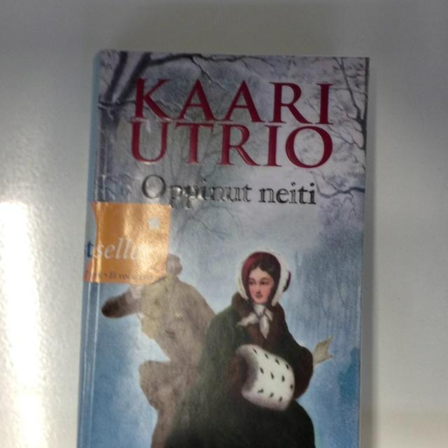 Oppinut neiti / Kaari Utrio