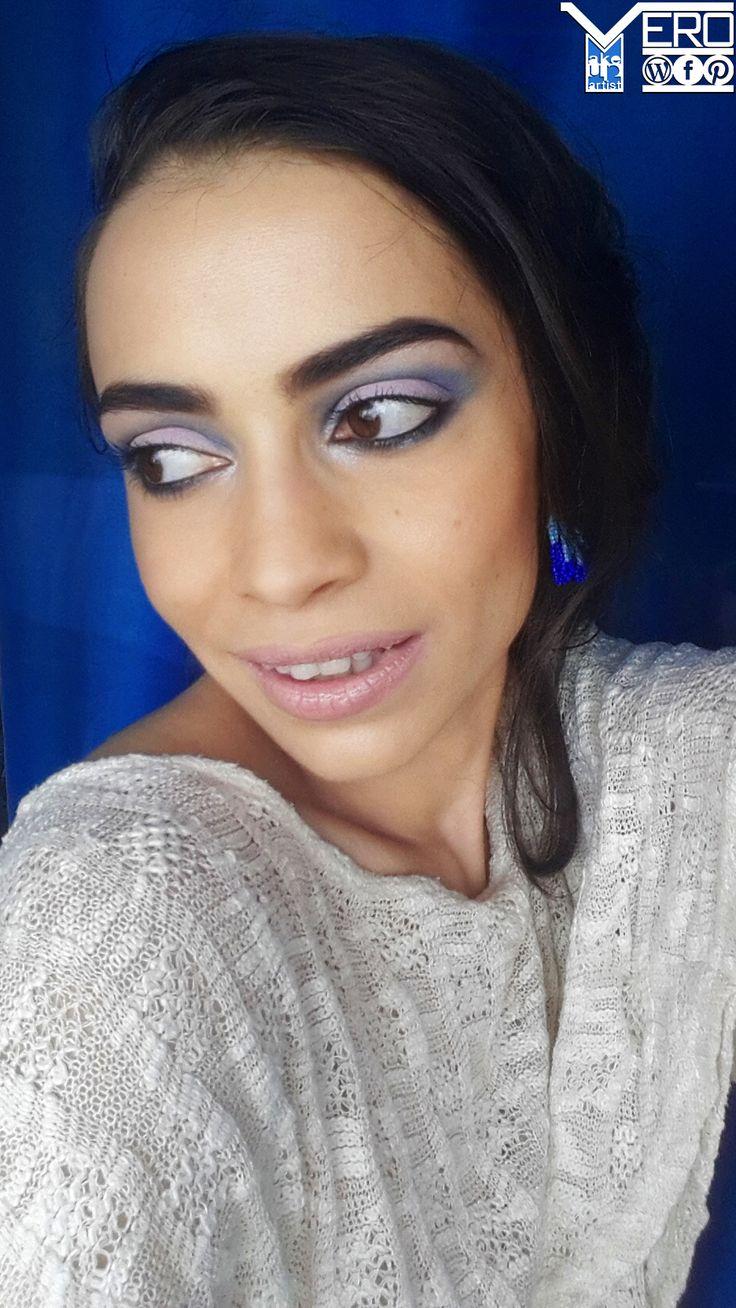 Summer makeup 2016