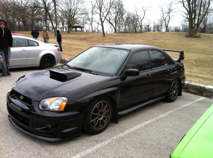 sti car meet