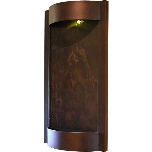 Contempo Terra Oil Rubbed Bronze Wall Fountain