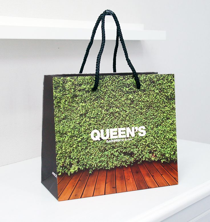 Queens Shopping Bag