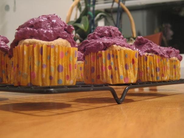 greek yogurt cupcakes