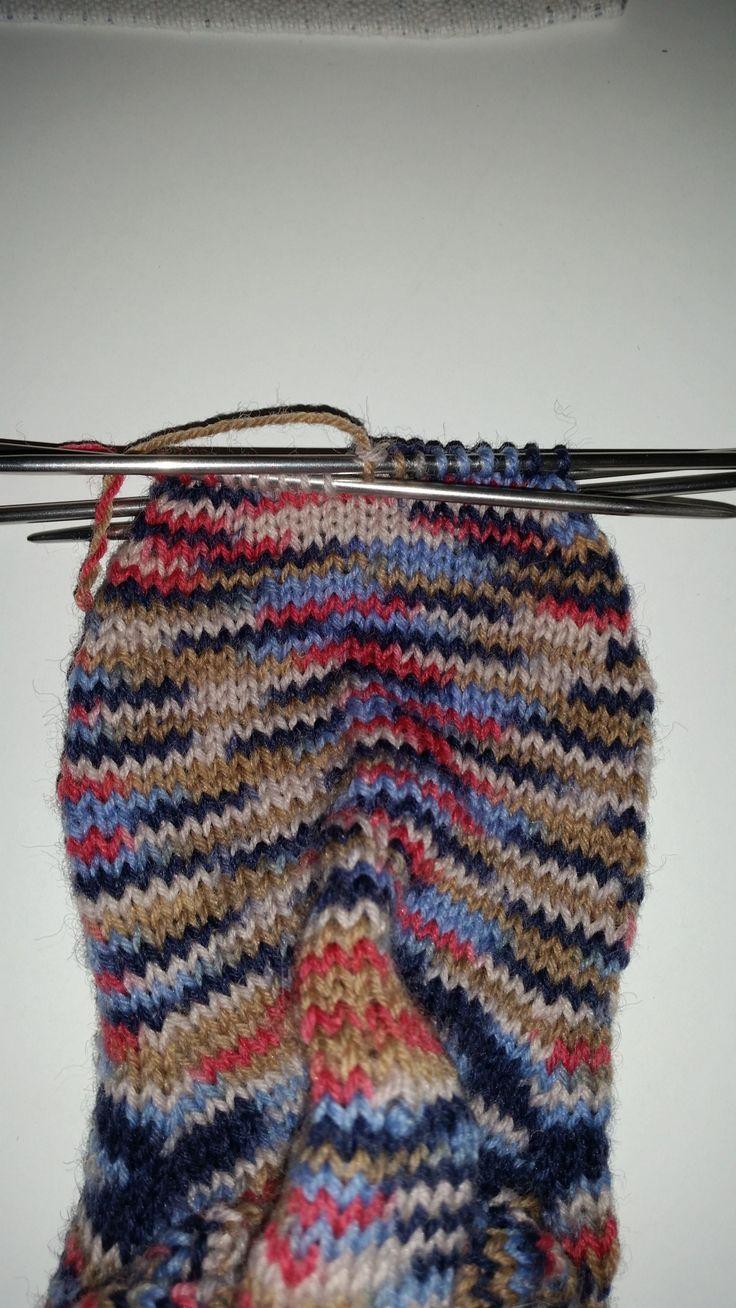 Socken stricken wie Oma mit ganz einfacher Anleitung! – Anke Gooßen