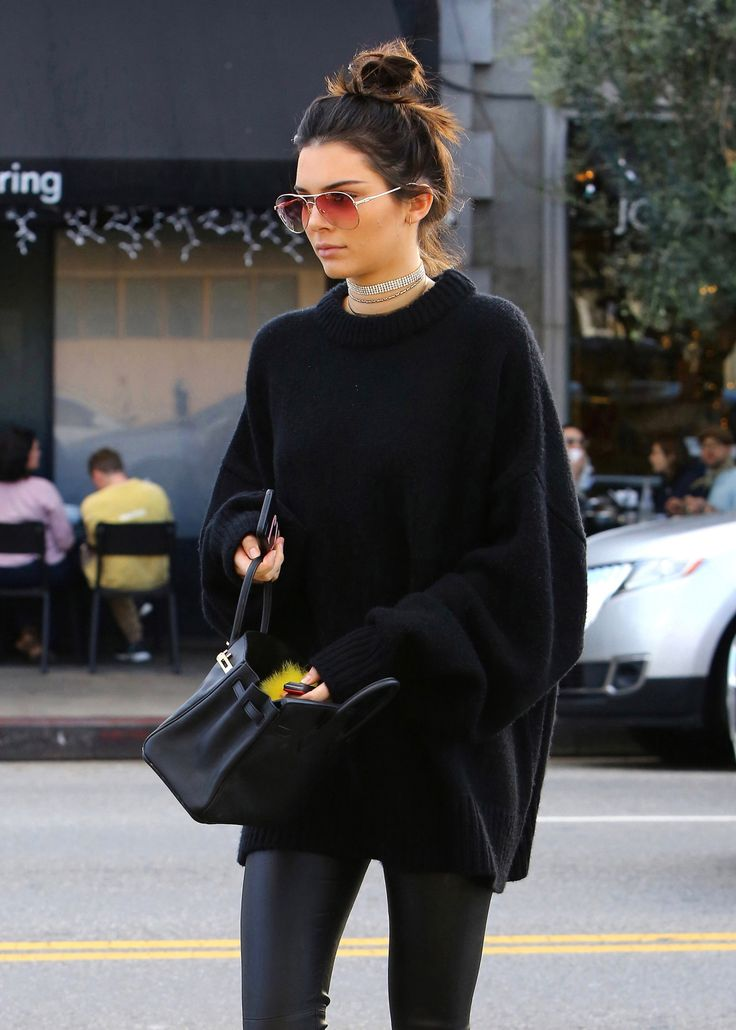 """jenner-kandids: """"""""December 22, 2016 - Out and about in West Hollywood. """" """""""