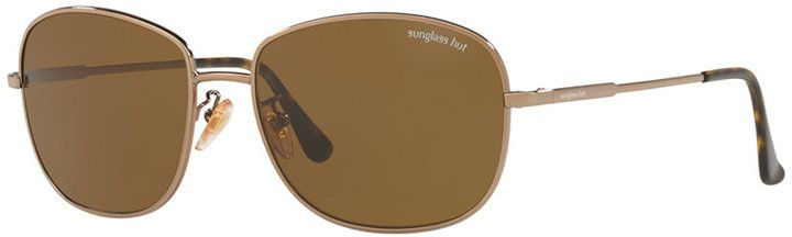 Sunglass Hut Collection Sunglasses, HU1002 56