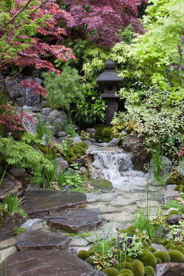 The 25 best Japanese garden design ideas on Pinterest Japanese