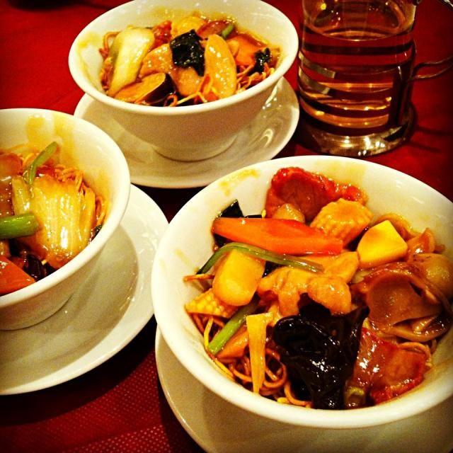 レシピとお料理がひらめくSnapDish - 30件のもぐもぐ - 五目焼きそば by tayuko