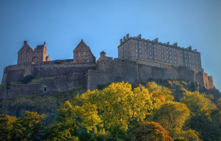 #GC40 Around the World in 40 Days: Elegant Edinburgh