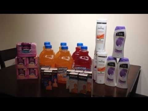 Canadian Walmart Shopping Haul Big Savings by Pricematching and Using Coupons - VLOG #16 - (More info on: http://LIFEWAYSVILLAGE.COM/coupons/canadian-walmart-shopping-haul-big-savings-by-pricematching-and-using-coupons-vlog-16/)