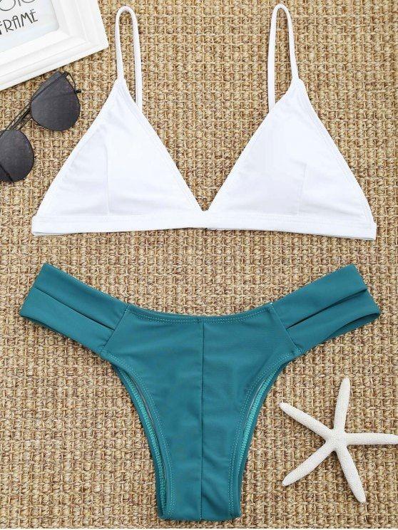 Up to 80% OFF! Cutout Pad Bikini Set. #Zaful #swimwear Zaful, zaful bikinis, zaful dress, zaful swimwear, style, outfits,sweater, hoodies, women fashion, summer outfits, swimwear, bikinis, micro bikini, high waisted bikini, halter bikini, crochet bikini, one piece swimwear, tankini, bikini set, cover ups, bathing suit, swimsuits, summer fashion, summer outfits, Christmas, ugly Christmas, Thanksgiving, Gift, New Year Eve, New Year 2017. @zaful Extra 10% OFF Code:ZF2017