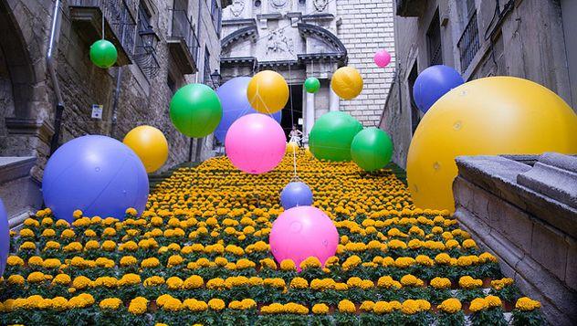Los mejores festivales de flores | La llegada de la primavera se presenta como el momento ideal para viajar, para disfrutar de la estación más bonita del año y de sus primeros rayos de sol. Leer más: http://lonelyplanet.es/blog-los-mejores-festivales-de-flores-375.html