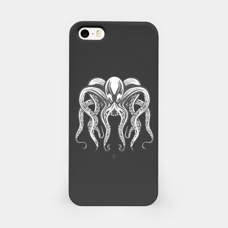 Octopus iPhone Case, Live Heroes      A durable PET custom phonecase tailored to be a perfect match for your iPhone. Great for protecting your phone from falls and mechanical damage. Prints are extremely durable and do not wipe during normal everyday use. Create allover printed phone case with galaxy, marijuana, emoji, nebula - choose your favourite! Live Heroes guarantees the highest quality of all products…