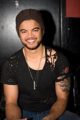 Guy Sebastian - Love his music, love his tats, love his faith, and loooooooove his smile :)