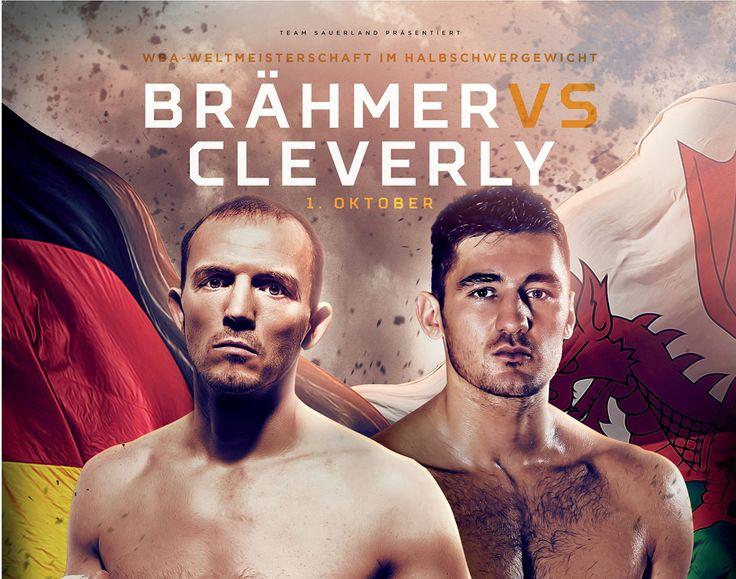 Ungewöhnliche Vorbereitung auf den WM-Kampf gegen Nathan Cleverly am Samstag in Neubrandenburg (live ab 22.40 Uhr in SAT.)!