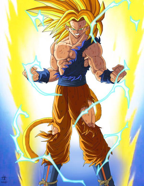 Bueno aqui les va mi ultima idea del super saiyajin god - Foto goku super saiyan god ...