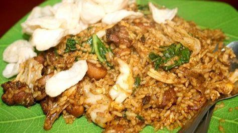 resep dan cara membuat nasi goreng gila