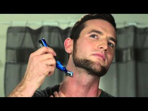 Gillette Shaving Guide: How To Shave The Chin Strap Beard
